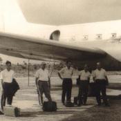1962-07-22. Первый день на Кубе