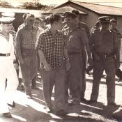 Конец 1963 года. Церемония передачи кубинцам торпедных катеров типа «Комсомолец». Фото 2