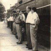 Конец 1963 года. Церемония передачи кубинцам торпедных катеров типа «Комсомолец». Фото 3