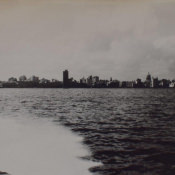1962-1965. Вид с воды на Гавану