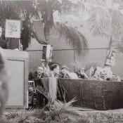 1962. На совещании, посвященном 45 летию Октябрьской революции.