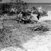 1965. На пляже Ороско, фото 4