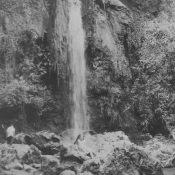 1963. Сороа. Водопад, фото 1