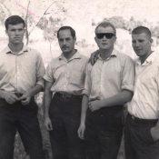 1965-1967. На отдыхе