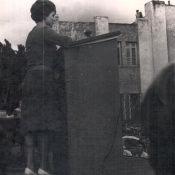 1963 год, 8 октября. Выступление Валентины Терешковой в Торренсе