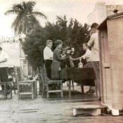 1963-10-08. В.Терешкова в Торренсе, фото 2