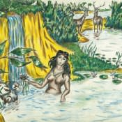 Из жизни индейцев, лист 6