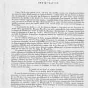 Введение на французском языке, стр. 1