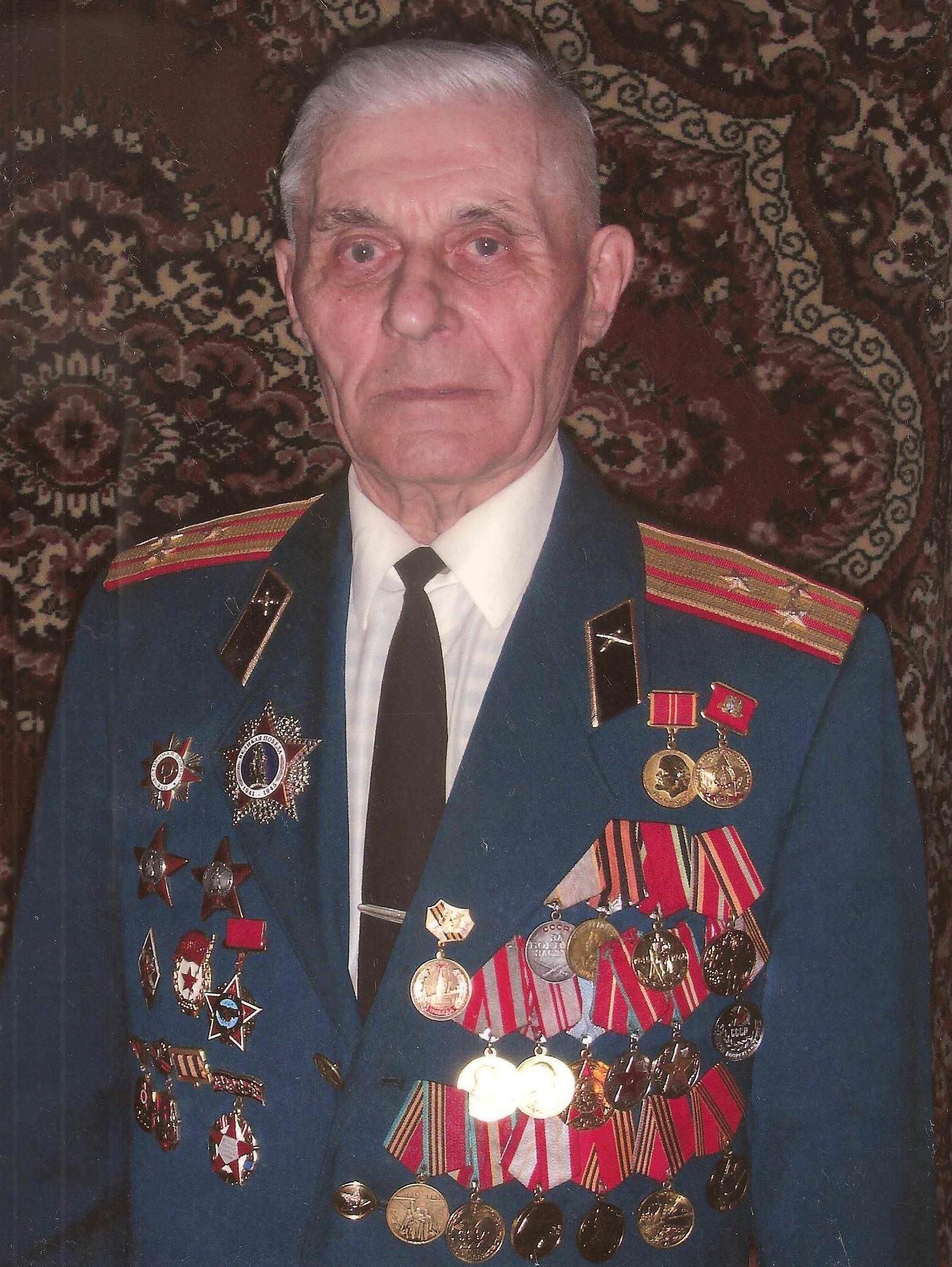 Александр Федорович Багаев