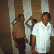 1986 год, встреча космонавтов, фото 3