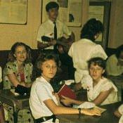Школа в Гаване, 1985-1987, 9-10 «Б» класс