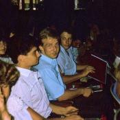 1987 год, выпускной, 10 «Б»
