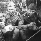 Сержант Креузов, Николай Семенов