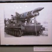 Самоходная ПУ тактической ракеты «Луна» (не Куба)
