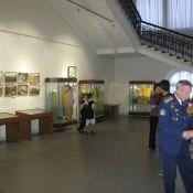 2016. Январь. Вид на часть экспозиции