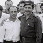 Рауль Кастро на «Льгове». Банес, 01-02.08.1962