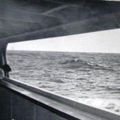 1966 год. На теплоходе «Мария Ульянова». Фото 6.