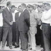 Визит Алексея Николаевича Косыгина, 1967 год, фото 1