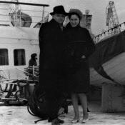 Малков Здрав Николаевич и его супруга, Малкова Нина Ивановна