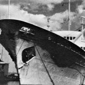 Теплоход «Мария Ульянова» встал в порту Гаваны