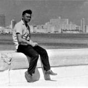 В Гаване, набережная Малекон