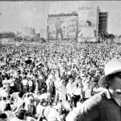 Площадь Независимости, выступление Фиделя Кастро, фото 4