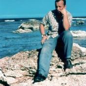 Черепушкин Сергей - начальник метеогруппы, из «мартыновских», мой товарищ и друг. База «Гранма». Май 1963 года.