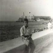 Фото «на память» о набережной Малекон.