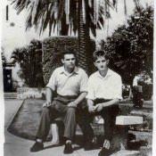 В районе Марьянао во время поездки в Гавану.