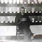 1981-1983. На почте в политотделе, фото 6