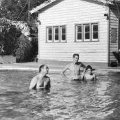 1963-1964. Бассейн «Чайки», фото 1