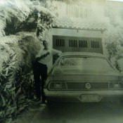 1971-1973. В районе Коли