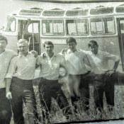 1971-1973. На выезде