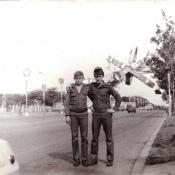 1978-1979. Михаил Борисов и Александр Иванов в Гаване, фото 8