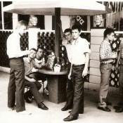 1987-1989. Клуб «Чайка».
