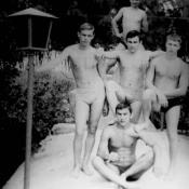 1978-1979, пляж Эль-Саладо, фото 3