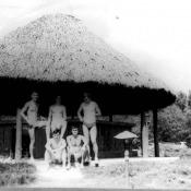 1978-1979, пляж Эль-Саладо, фото 4