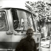 1978-1979,  улица 49 В, около Касабланки, фото 12