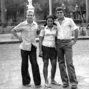 1978-1979, в районе Капитолия, фото 3