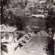 1985-1986. Клуб «Чайка» на фоне красавицы Гаваны