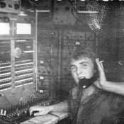 1988-1990. Открытый коммутатор с позывным «Чайка»