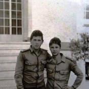 1988. Где-то в районе Касабланки