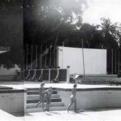 1973-1975. Бассейн у «Чайки»
