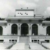1973-1975. Кинотеатр.