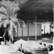 1986-1987. «Чайка», видна сцена и экран