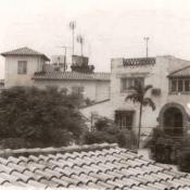 1986-1987. Штаб ГСВСК