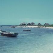 1968. Пляж «Подкова» (Playa la Herradura)