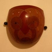 Деревянная маска 2