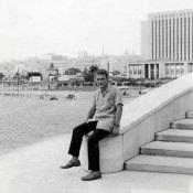 Площадь Революции. 1965