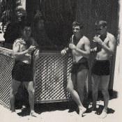 Гавана, пляж, 1964